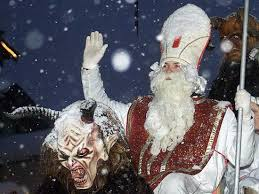 The story behind St. Nicholaus and Krampus - Insider